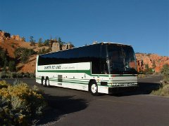 Charter Bus Lines of British Columbia - Tour Packages